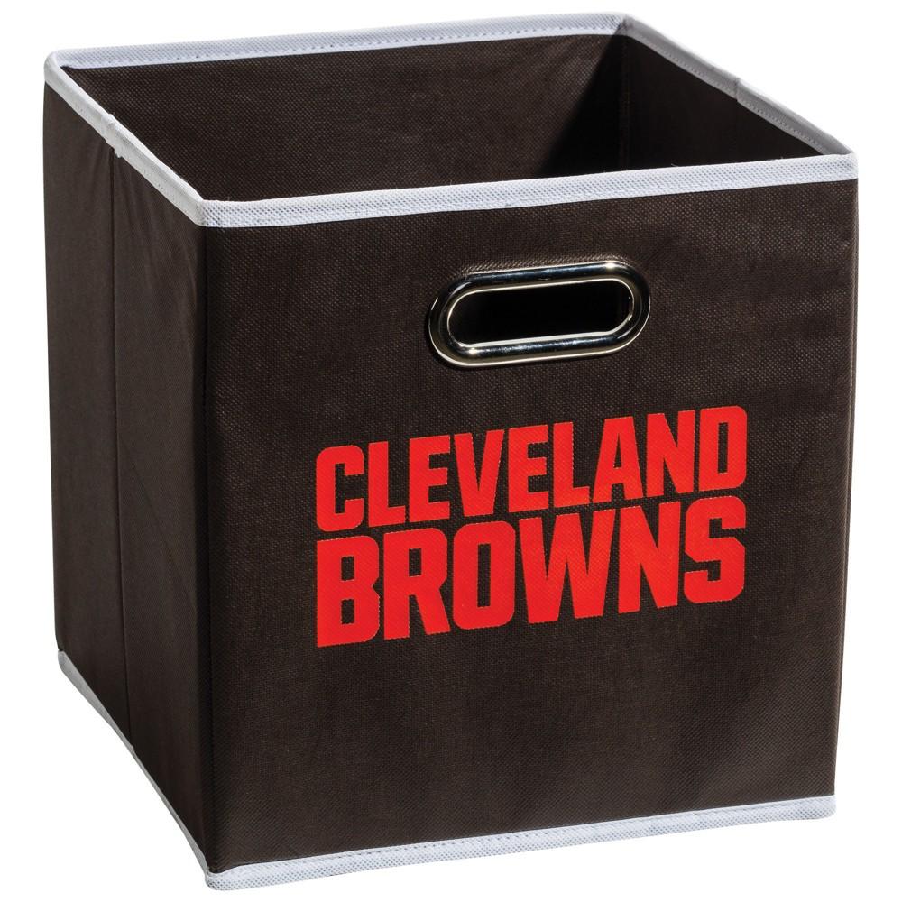 Cleveland Browns Franklin Sports Collapsible Storage Bin