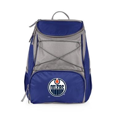 NHL Edmonton Oilers PTX Backpack Cooler - Blue