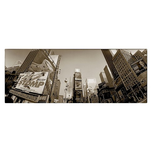 'Times Square' by PrestonReady to Hang Canvas Wall Art - image 1 of 1