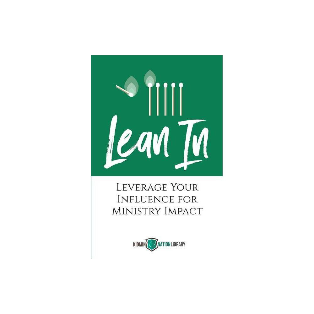 Lean In By Tina Houser Paperback