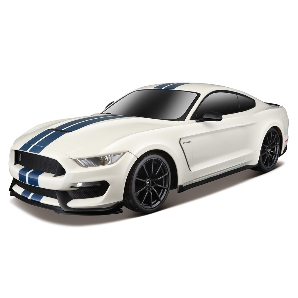 Maisto Street Series Ford Shelby GT350 Remote Control RC Vehicle - 1:14 Scale