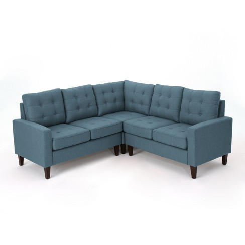 Excellent 3Pc Nasir Sectional Sofa Christopher Knight Home Caraccident5 Cool Chair Designs And Ideas Caraccident5Info
