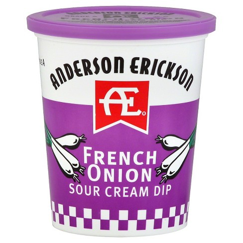 Anderson Erickson French Onion Sour Cream Dip - 16oz - image 1 of 1