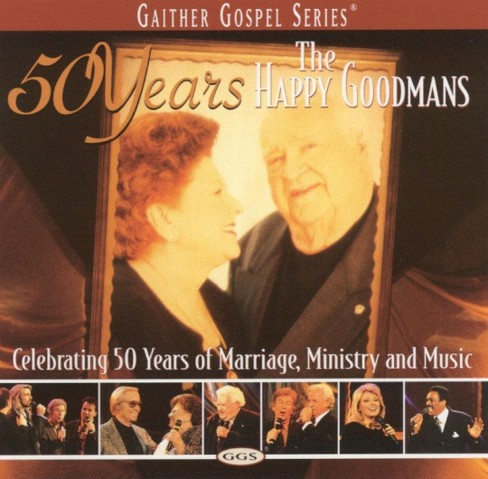 Happy goodmans - 50 years (CD) - image 1 of 1