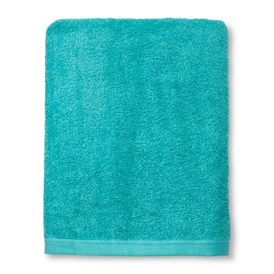 Solid Bath Towel Turquoise - Room Essentials™