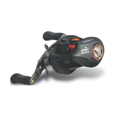 Ardent Apex Ranger Baitcasting Reel, 6.5:1 Gear Ratio, 5+1 BB, Right Handed - image 1 of 4