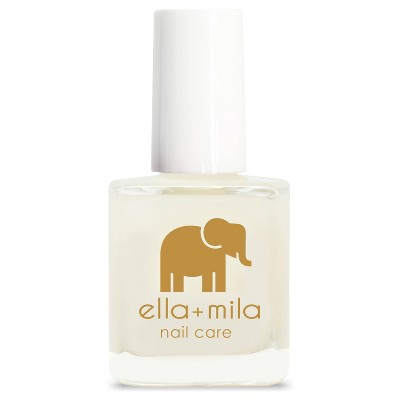 ella+mila Nail Care Matte Top Coat (Matte-ly in Love) - 0.45 fl oz