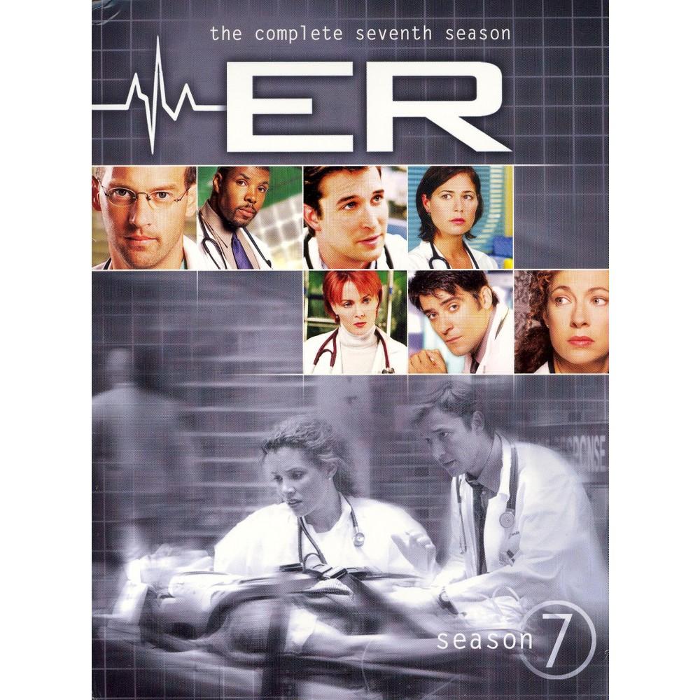ER: The Complete Seventh Season [6 Discs]