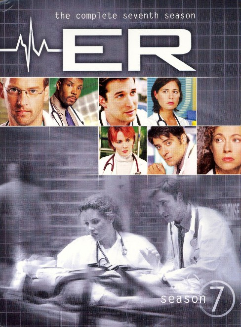 ER: The Complete Seventh Season [6 Discs] - image 1 of 1