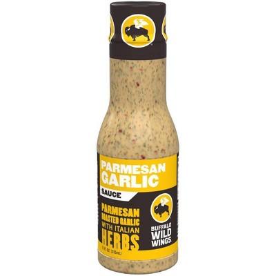 Buffalo Wild Wings Parmesan Garlic Sauce - 12oz