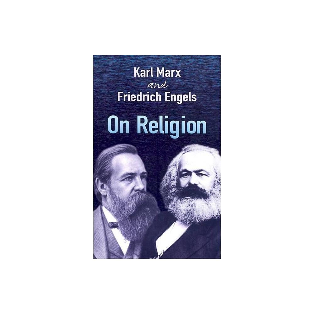 On Religion By Karl Marx Friedrich Engels Paperback