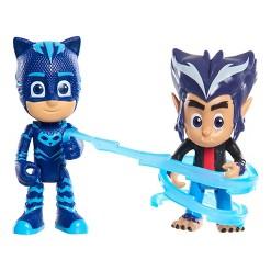 PJ Masks Basic Villains Hero 2pk - Catboy & Howler