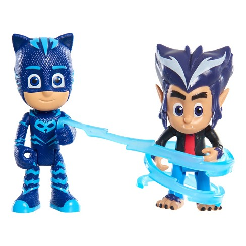 PJ Masks Basic Villains Hero 2pk - Catboy & Howler - image 1 of 3