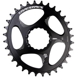 RaceFace Narrow Wide Chainring Direct Mount CINCH 28t Black