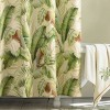 Palmiers Shower Curtain Green - Tommy Bahama - image 3 of 3