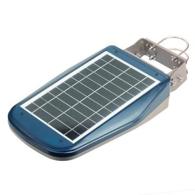 Wagan Solar LED Flood Light 1000 with Remote Control - Gray