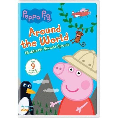 Peppa Pig: Around the World (DVD)(2019)