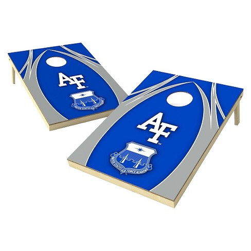 NCAA Wild Sports 2' x 3' V Logo Design Tailgate Toss Platinum Cornhole Set - image 1 of 1