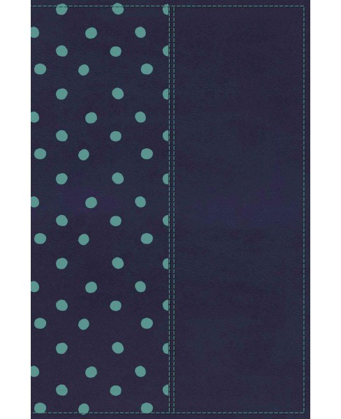 Holy Bible : New King James Version, Navy/Turquoise, Gift Bible (Paperback) - image 1 of 1