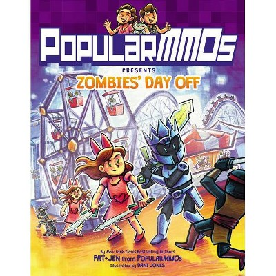 Popularmmos Presents Zombies' Day Off - (Hardcover)