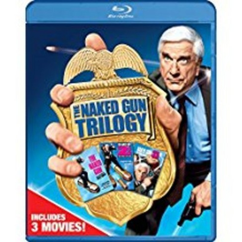 Naked Gun Trilogy Collection (Blu-ray) - image 1 of 1