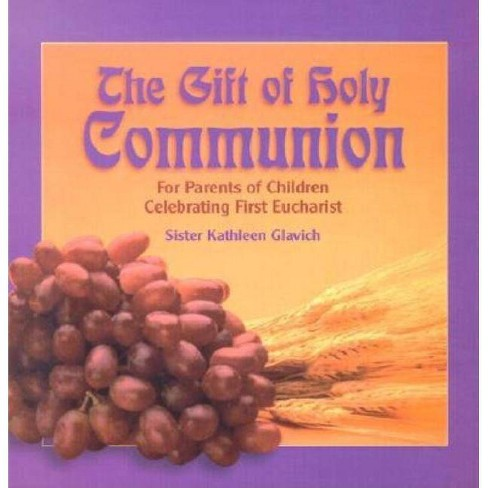 The Gift of Holy Communion - by  Mary Kathleen Glavich (Paperback) - image 1 of 1