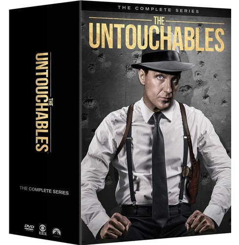 Untouchables:Complete series (DVD) - image 1 of 1
