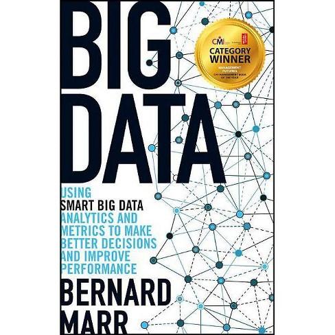 Big Data - by  Bernard Marr (Paperback) - image 1 of 1