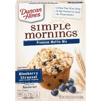 Duncan Hines Simple Mornings