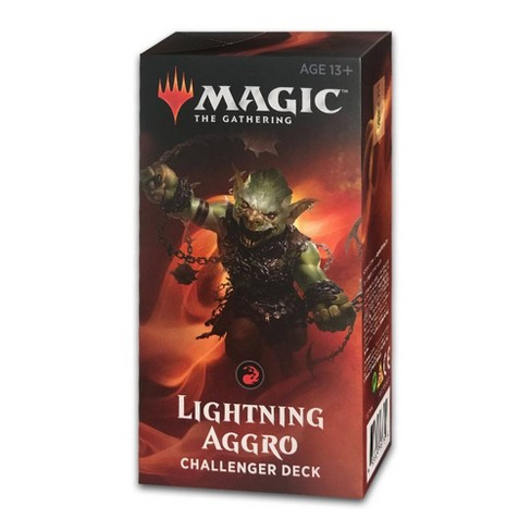 Magic: The Gathering Challenger Deck Lightning Aggro - image 1 of 3