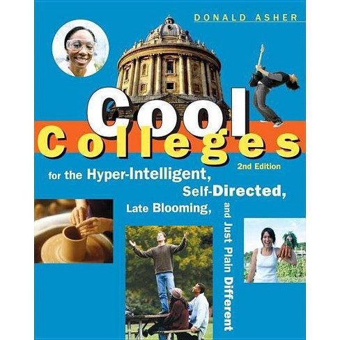 Cool Colleges - 2 Edition by  Donald Asher (Paperback) - image 1 of 1