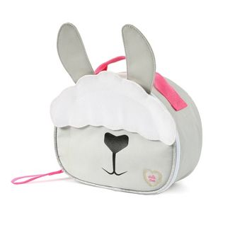 Arctic Zone Llama Lunch Bag - White