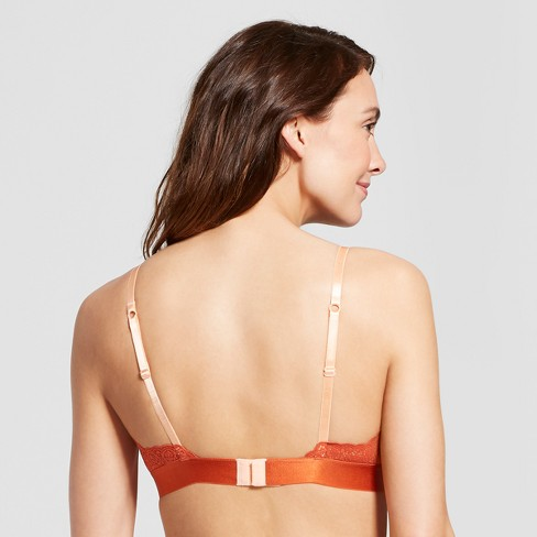 91ccf1750ef Women s Brushed Micro Triangle Bralette- Gilligan   O Malley™   Target