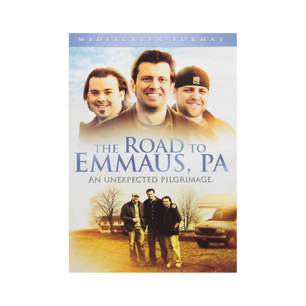 The Road To Emmaus Pa Dvd