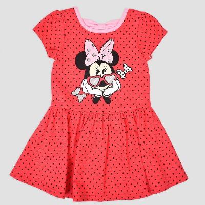 Toddler Girls' 2pk Disney Mickey Mouse &