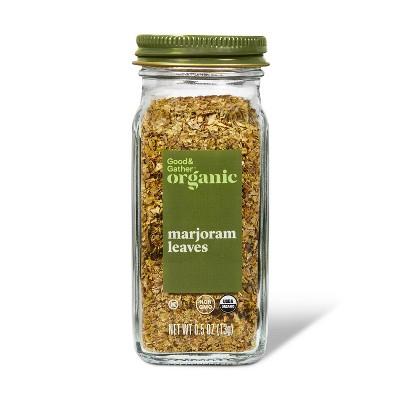 Organic Marjoram Leaves -  .5oz - Good & Gather™