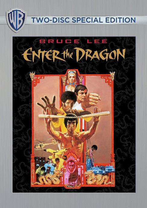 Enter the dragon (DVD) - image 1 of 1