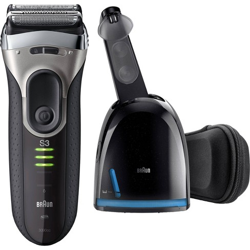 Braun ProSkin 3090cc Men's Electric Shaver with Clean & Charge System - image 1 of 7