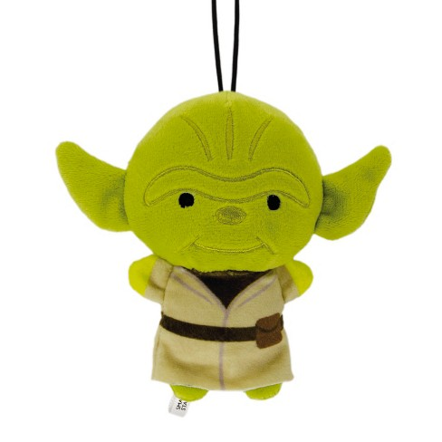 hallmark star wars yoda christmas ornament target