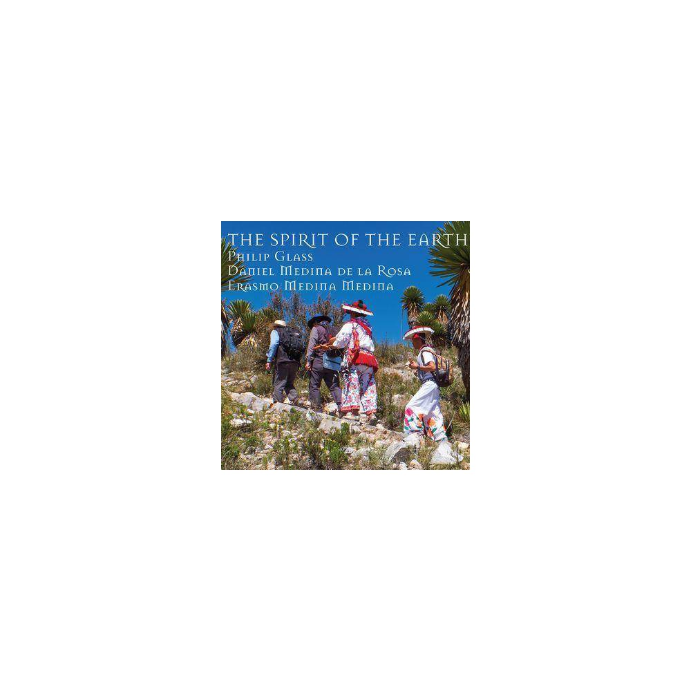Philip Glass - Spirit Of The Earth (CD) Coupons