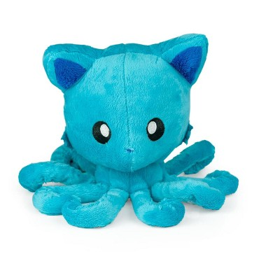 Tentacle Kitty Tentacle Kitty 8 Inch Plush Paradise Blue Classic Edition