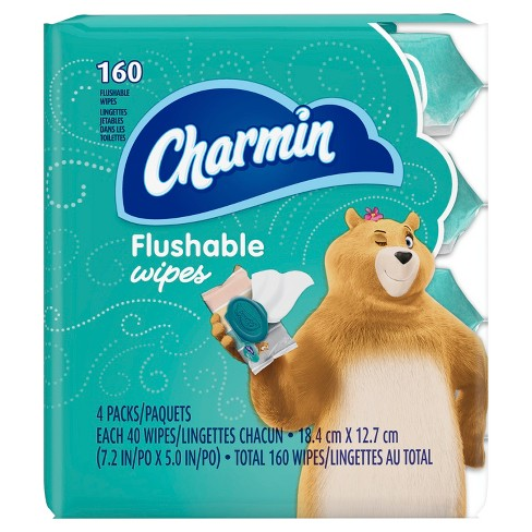 Charmin Freshmates Flushable Wipes - image 1 of 6