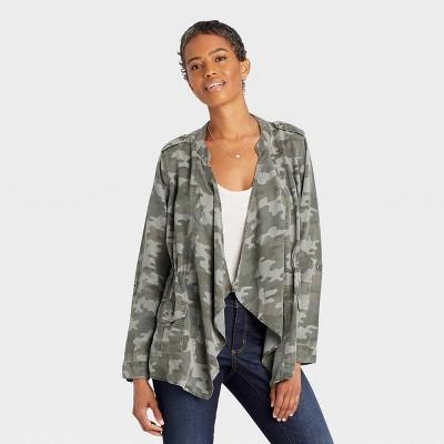 Women's Cargo Jacket - Knox Rose™
