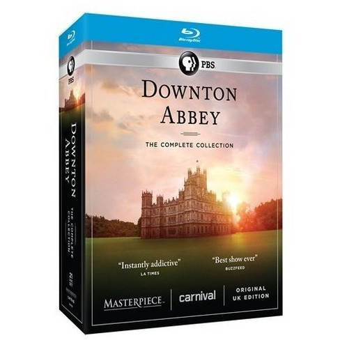 Downton Abbey:Complete Collection (Blu-ray) - image 1 of 1