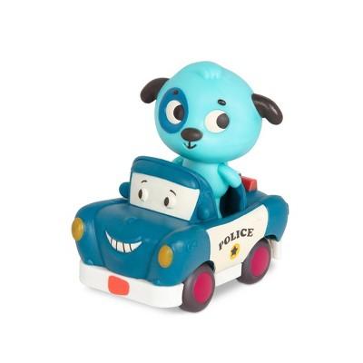 Land of B. - Light-Up Toy Dog & Car - Woofer & Safety Sam
