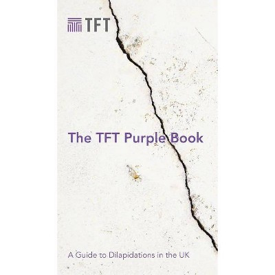 The TFT Purple Book - by  Jon Rowling (Hardcover)