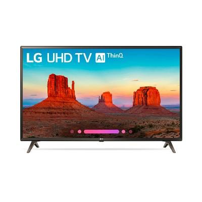 LG® 49  4K Ultra HD Smart LED TV