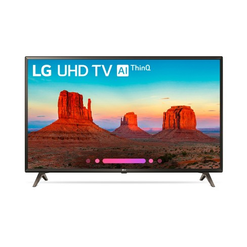"LG® 49"" 4K Ultra HD Smart LED TV - image 1 of 12"