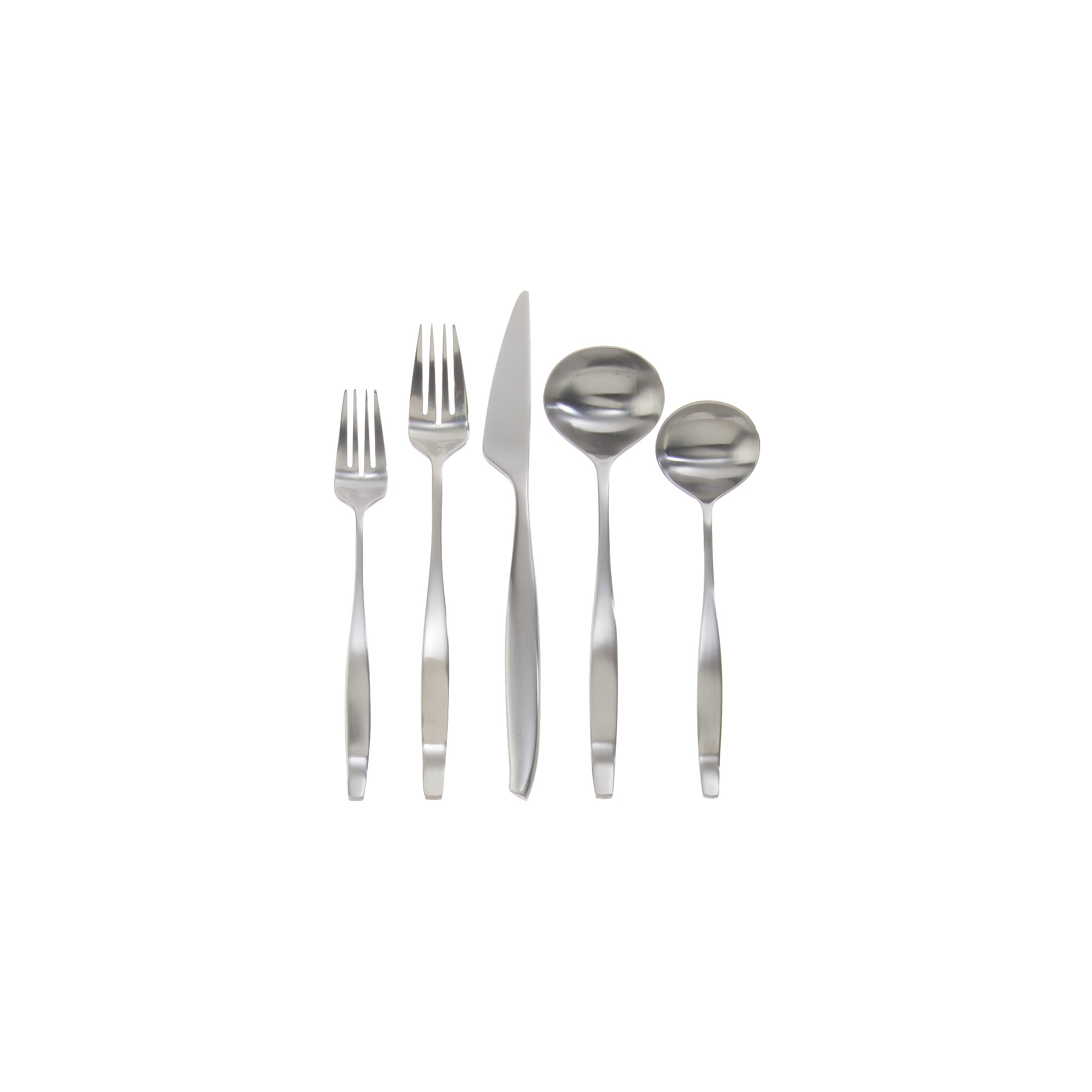 Gourmet Settings Balance Satin 20-pc. Silverware Set