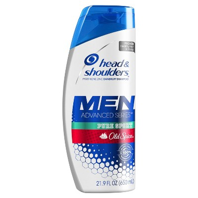 Shampoo & Conditioner: Head & Shoulders Men Old Spice
